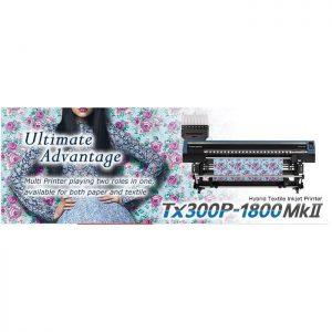 Mimaki TX300P-1800 MkII Hybrid